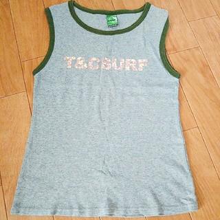 T&C SURF タンクトップ(Tシャツ(半袖/袖なし))