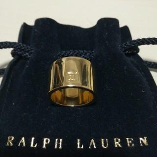 ラルフローレン(Ralph Lauren)のPOLO RALPH LAUREN ring(リング(指輪))