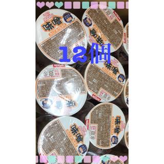 ニッシンショクヒン(日清食品)のカップヌードル味噌  12個(インスタント食品)