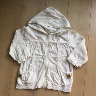 サンカンシオン(3can4on)の110 パーカー(Tシャツ/カットソー)