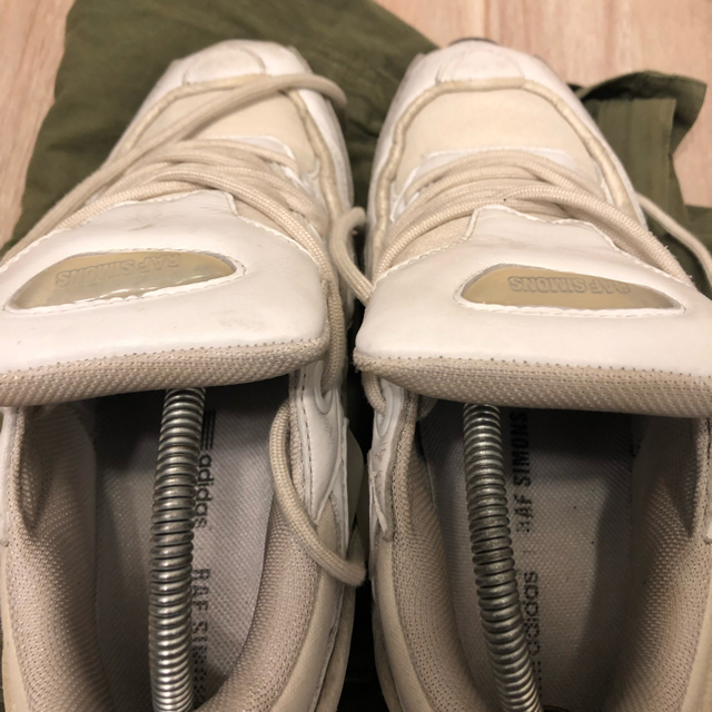 RAF SIMONS(ラフシモンズ)のadidas rafsimons ozweego26.5 メンズの靴/シューズ(スニーカー)の商品写真