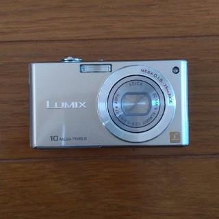 パナソニック(Panasonic)のデジカメ LUMIX FX35 ジャンク品(コンパクトデジタルカメラ)