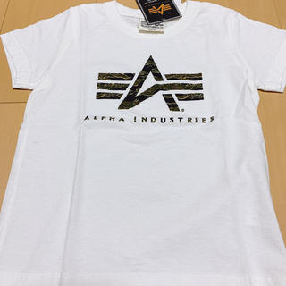 アルファ(alpha)の在庫処分 新品  アルファ Tシャツ(Tシャツ/カットソー)