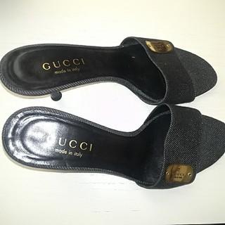 グッチ(Gucci)のGUCCI ミュール(ミュール)