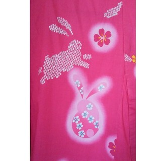 セーラームーン(セーラームーン)のうさぎの浴衣(衣装)