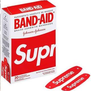 シュプリーム(Supreme)の送込 supreme Band-Aid ステッカー US限定(その他)