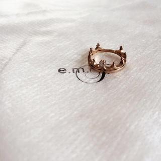 ビームス(BEAMS)のピンキーリング(リング(指輪))
