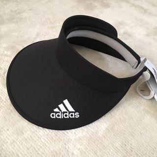 アディダス(adidas)のアディダス サンバイザー(キャップ)