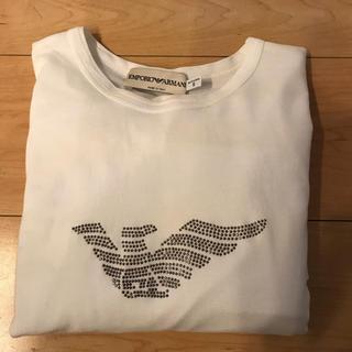 エンポリオアルマーニ(Emporio Armani)のエンポリオ アルマーニ ロングTシャツ(Tシャツ/カットソー(七分/長袖))
