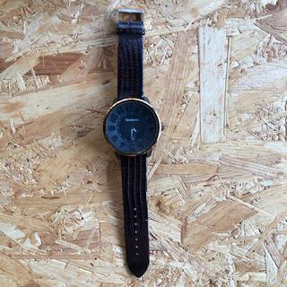 Tendence - Tendence 腕時計 ブラック×ゴールド