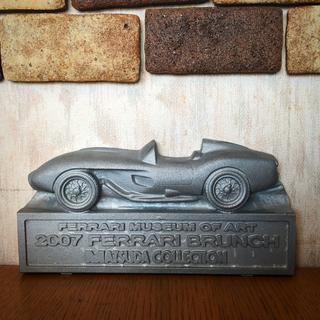 フェラーリ(Ferrari)のFerrari 250テスタロッサ 記念プレート(その他)