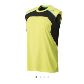 アディダス(adidas)のアディダス スリーブレスTシャツ(Tシャツ/カットソー(半袖/袖なし))