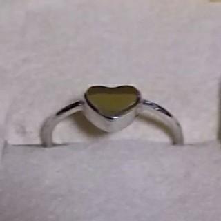 イタリー製 k18 ピンキーリング (リング(指輪))