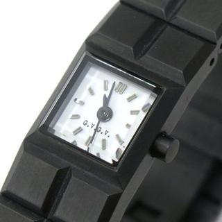 G.V.G.V. × CITIZEN 腕時計 定価34,560円 ブラック