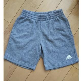 アディダス(adidas)のadidas 短パン グレー 140(パンツ/スパッツ)