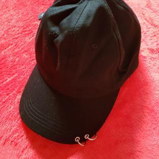 ボウダンショウネンダン(防弾少年団(BTS))のBTS テヒョン着用タイプ帽子黒(キャップ)