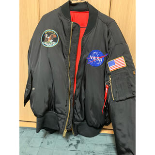 ALPHA INDUSTRIES - ALPHA INDUSTRIES MA-1 NASA