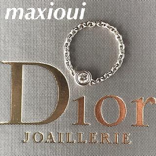 クリスチャンディオール(Christian Dior)の期間限定値下げ!【Dior】ディオール マキシウィリング WG×ダイヤ (リング(指輪))