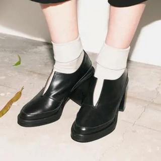 ドゥーズィエムクラス(DEUXIEME CLASSE)のメゾンエウレカ レザーシューズ(ブーツ)