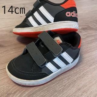 アディダス(adidas)のadidas アディダス 14cm(スニーカー)