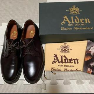 Alden - 新品 オールデン コードバン990 レア