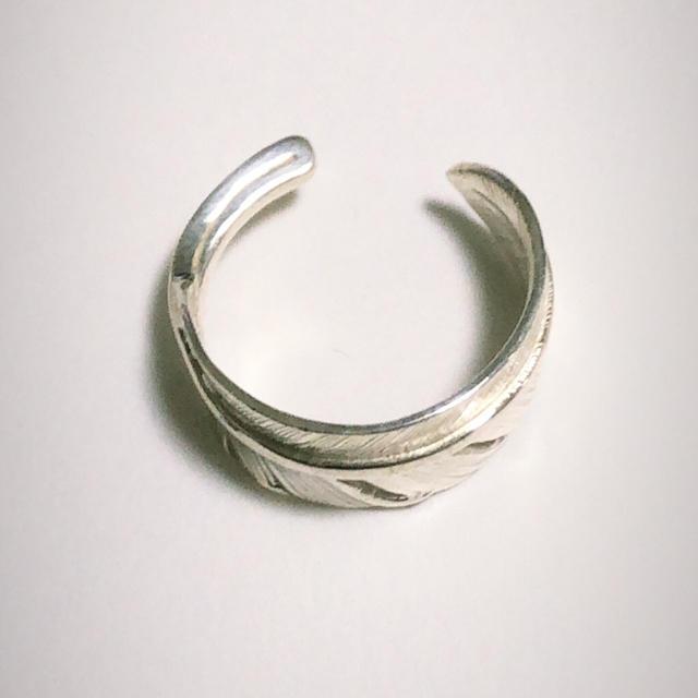 goro's(ゴローズ)のゴローズ ピンキー フェザーリング 9号 goro's メンズのアクセサリー(リング(指輪))の商品写真