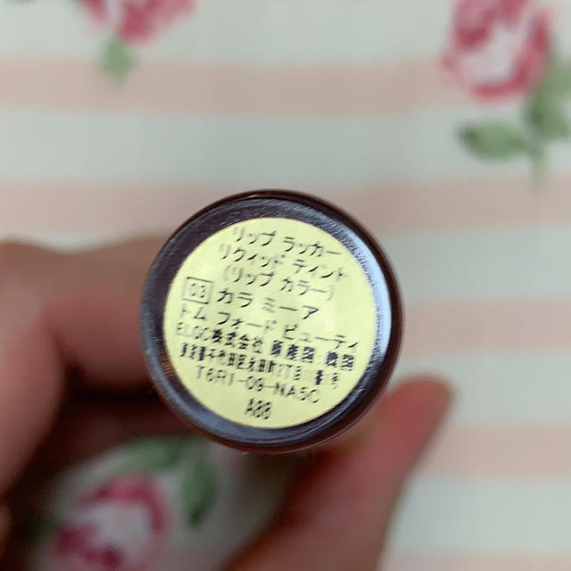 TOM FORD(トムフォード)のトムフォード リップティント03 コスメ/美容のベースメイク/化粧品(口紅)の商品写真