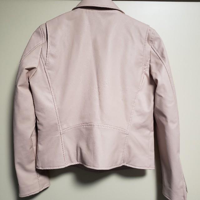 UNIQLO(ユニクロ)のライダースジャケット【UNIQLO】 レディースのジャケット/アウター(ライダースジャケット)の商品写真