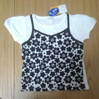 シマムラ(しまむら)の新品 未使用 Tシャツ 95センチ 100センチ(Tシャツ/カットソー)