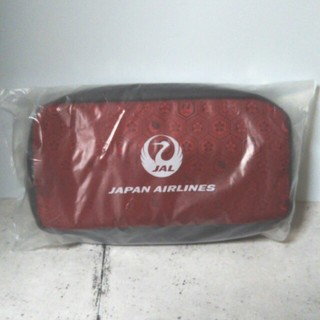 JAL(日本航空) - 【新品未使用】JALビジネスクラスのアメニティ ポーチ