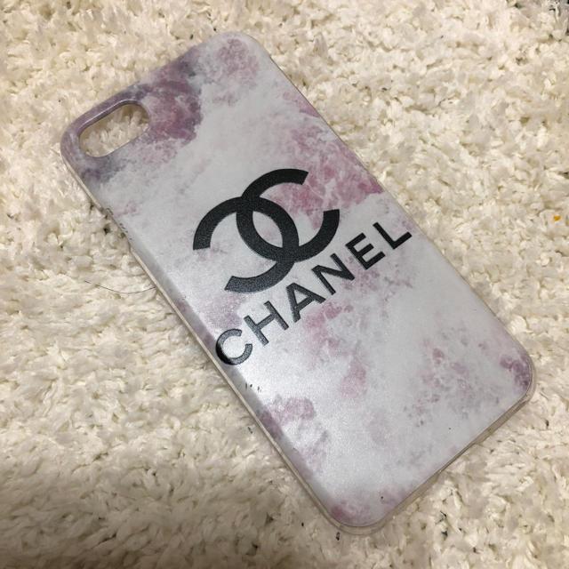 CHANEL ロゴ iPhoneケースの通販