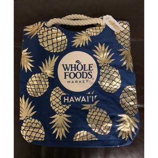 DEAN & DELUCA - ハワイ購入 Whole Foods Market エコバッグ パイナップル