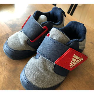 アディダス(adidas)のアディダス スニーカー 13㎝(スニーカー)