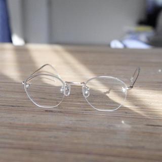 アヤメ(Ayame)のAyame アヤメ ハーフリム メガネ(サングラス/メガネ)