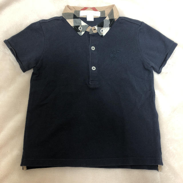 BURBERRY(バーバリー)の92 バーバリー ポロシャツ キッズ/ベビー/マタニティのキッズ服 男の子用(90cm~)(その他)の商品写真