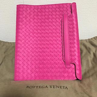 ボッテガヴェネタ(Bottega Veneta)のBOTTEGA VENETA  iPad airケース 新品未使用♡(iPadケース)