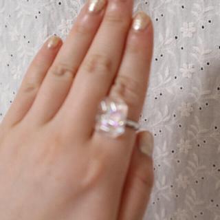 エディットフォールル(EDIT.FOR LULU)のclear prism ring(リング(指輪))