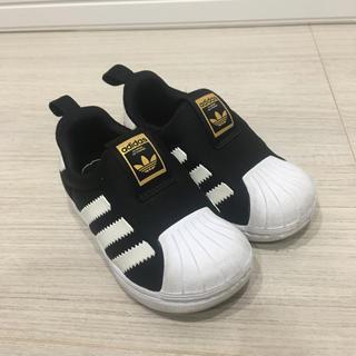 アディダス(adidas)のアディダススリッポン♡13㎝(スリッポン)