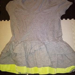 スライ(SLY)のスライ 裾フリル Tシャツ(Tシャツ(半袖/袖なし))