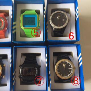 アディダス(adidas)の⑤(腕時計(デジタル))