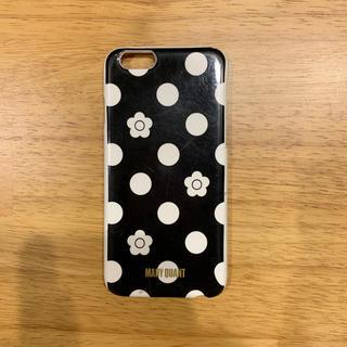 マリークワント(MARY QUANT)のマリークワント iPhoneケース 6s(iPhoneケース)