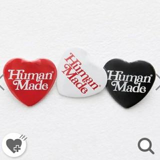 HUMAN MADE × GDC HEART BADGE BLACK 黒(その他)