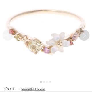 Samantha Tiara - サマンサティアラ リング