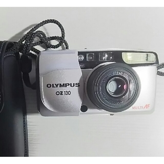 オリンパス(OLYMPUS)の本日特売 美品 オリンパスoz130 コンパクトフィルムカメラ(フィルムカメラ)