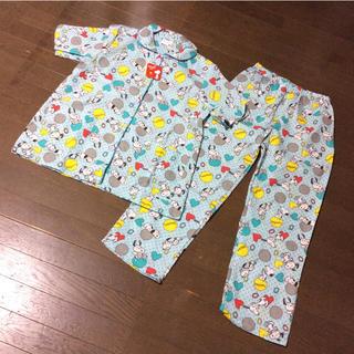 スヌーピー(SNOOPY)の新品  スヌーピー  半袖パジャマ  M~L(パジャマ)