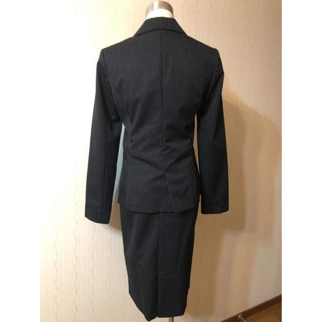NATURAL BEAUTY BASIC(ナチュラルビューティーベーシック)のナチュラルビューティベーシック❁ストライプスーツ レディースのフォーマル/ドレス(スーツ)の商品写真