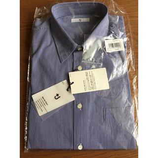 ユニクロ(UNIQLO)のUNIQLO チェックシャツ +J(シャツ)