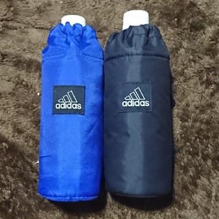 アディダス(adidas)のペットボトルケース2個セット(弁当用品)