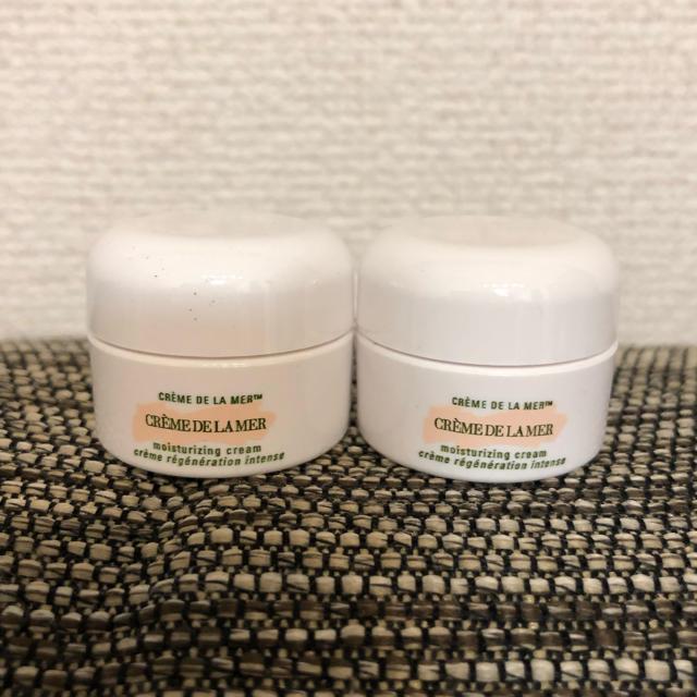 DE LA MER(ドゥラメール)のドゥ・ラ・メール モイスチャークリーム 2個 未開封 コスメ/美容のスキンケア/基礎化粧品(フェイスクリーム)の商品写真