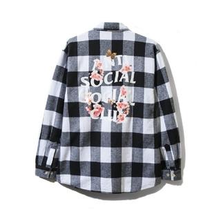 アンチ(ANTI)の2019SS ⭐ANTI SOCIAL SOCIAL CLUB【Mサイズ】(シャツ)